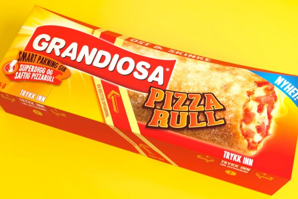 Grandiosa Pizzarull